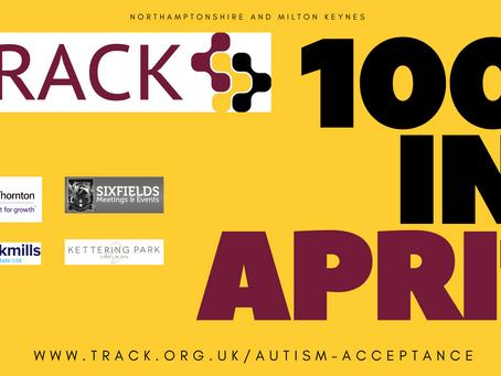 #100in Apri1 - Autism Awareness Training