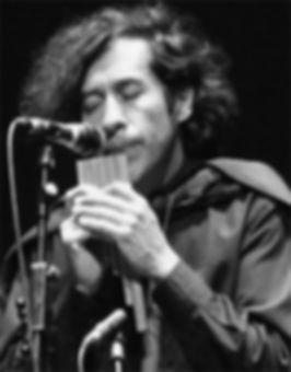 LOS CALCHAKIS - Pablo Urquiza