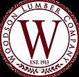 Woodson Lumber Round Logo