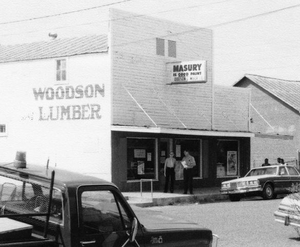 Woodson Lumber Caldwell date unknown wit