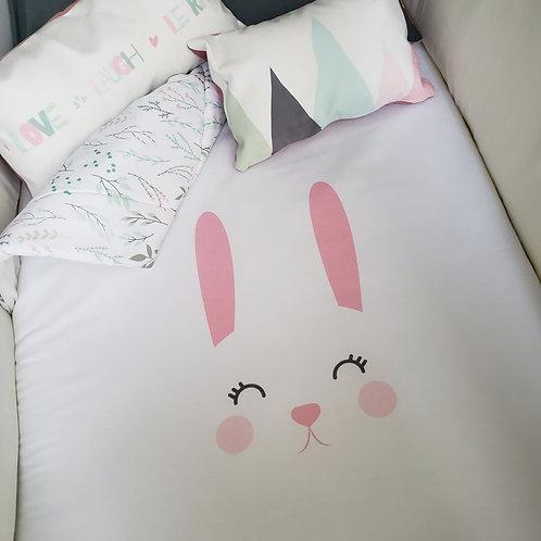Acolchado Bunny