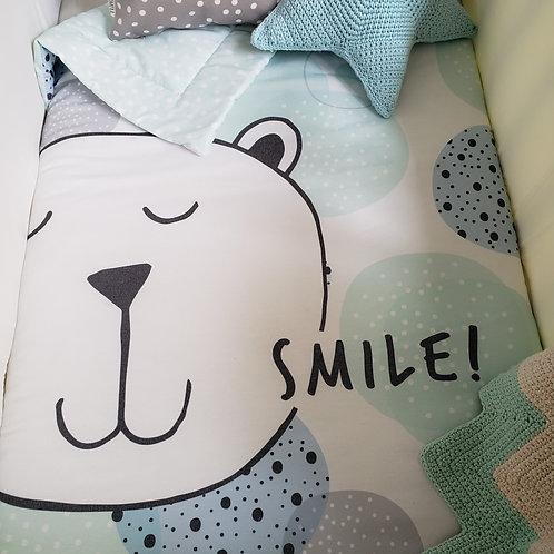 Acolchado Smile