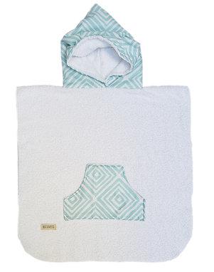 Poncho toalla