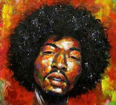 Jimi Hendrixs