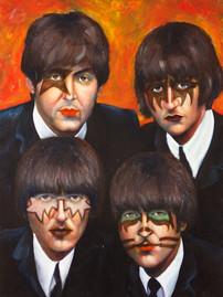 Kiss the Beatles