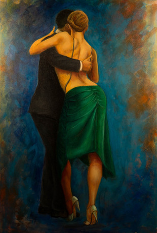 Tango Pose 4