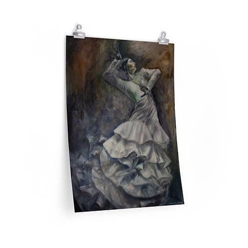 Flamenco Dancer Print