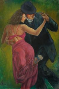 Tango Pose 3