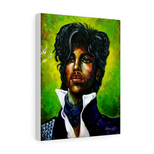Canvas Gallery Wrap Print of Prince