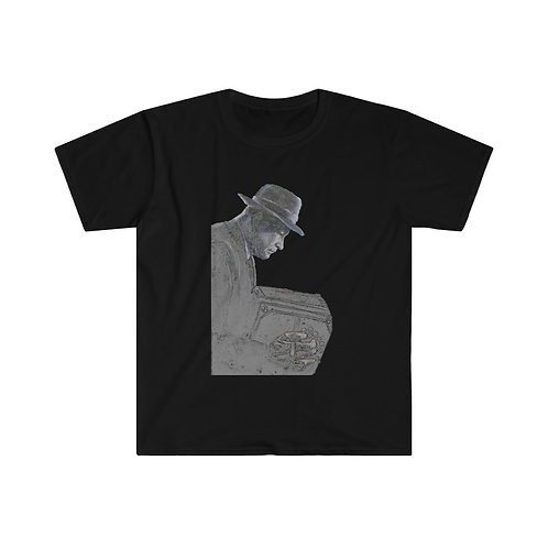 Men's Fitted Short Sleeve Tee