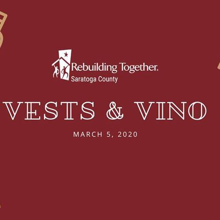 Vests & Vino