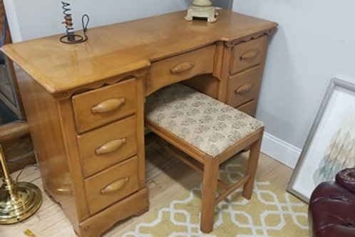 Small Desk with Chair