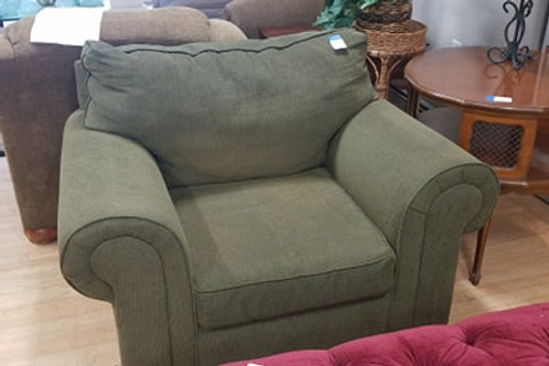 Green Oversized Chair