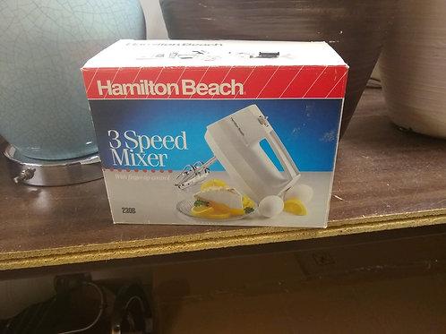 3 Speed Mixer- used