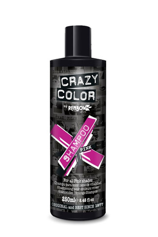 Pink Shampoo