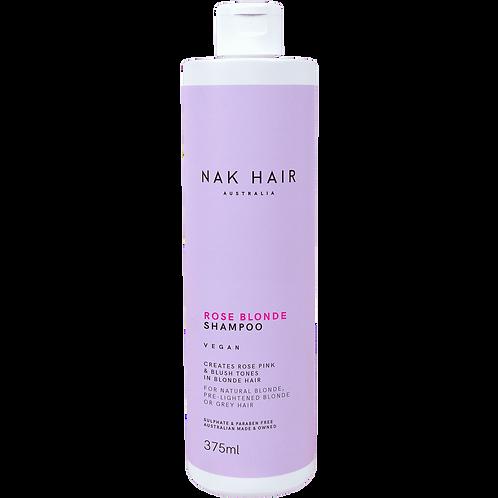 ROSE BLONDE Shampoo - 375ML