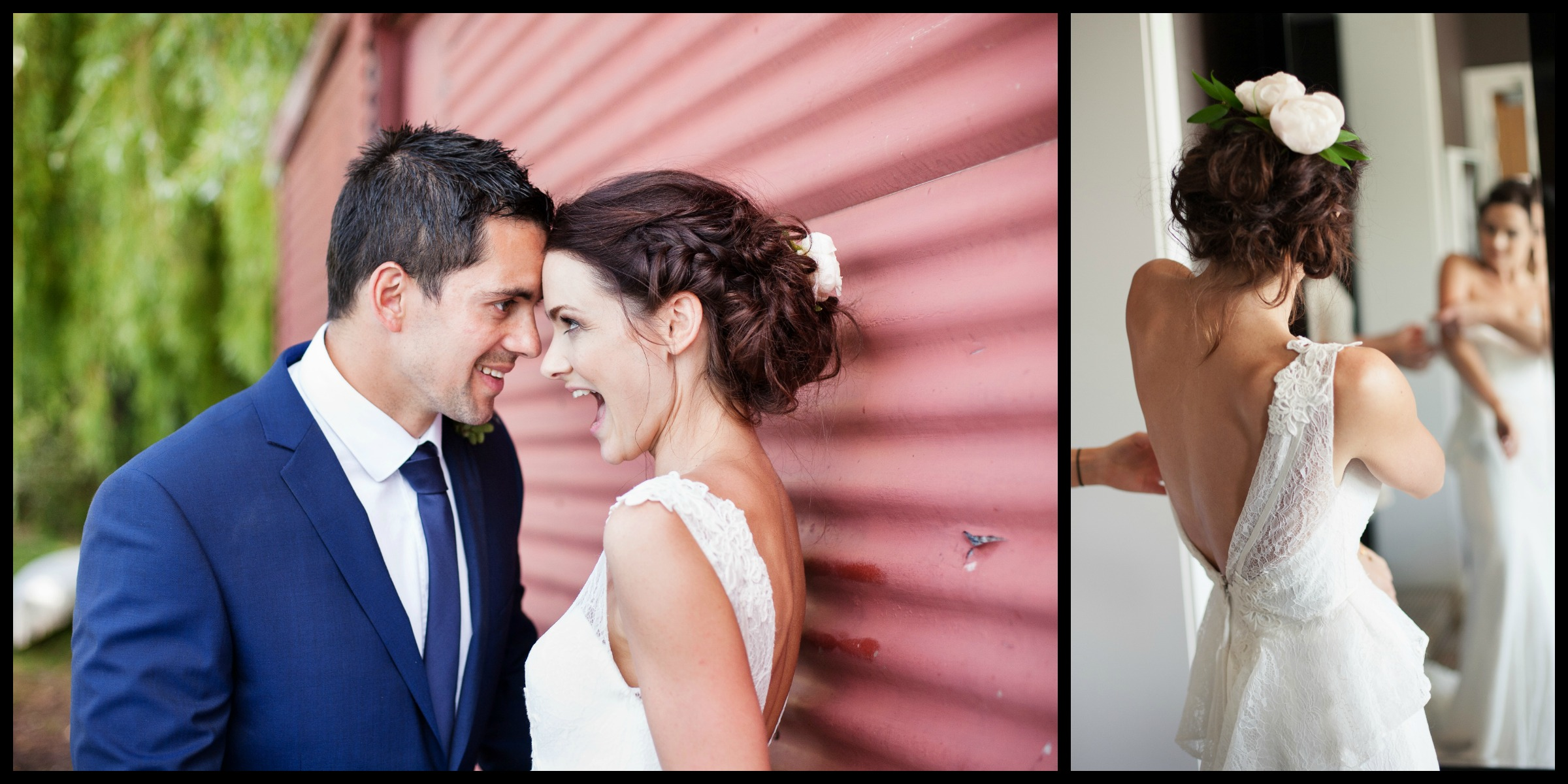Abby and Nathan's Wedding