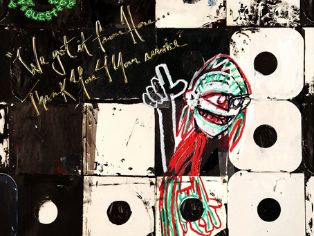 """Album Review: """"We Got it From Here...Thank You 4 Your Service"""", A Tribe Called Quest"""