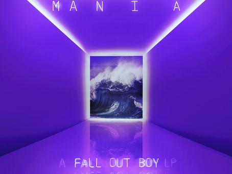 """Album Review: """"MANIA"""", Fall Out Boy"""