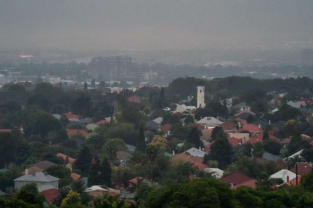 Photograph of Kensington Johannesburg