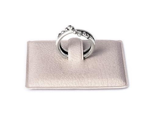 "Кольцо ""Beads""/Бусины/Silver54"
