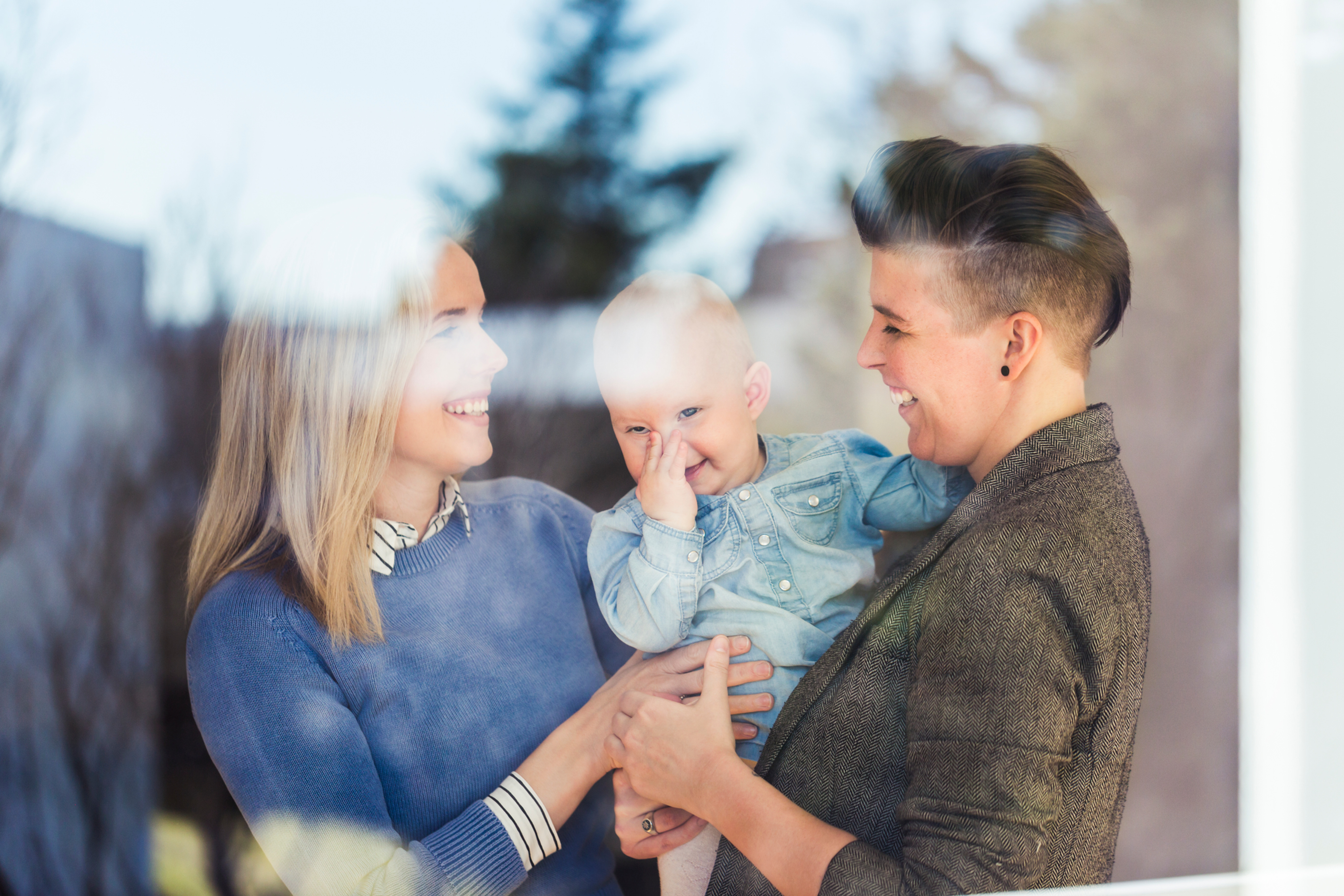 Småbarnsforeldre - Når to blir tre.