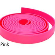 Biothane Neon Pink