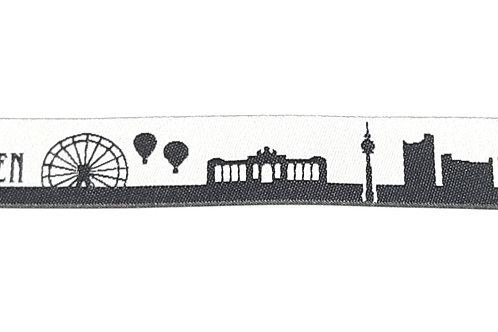 Skyline-Schlüsselanhänger Wien