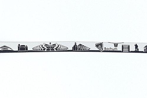 Skyline-Schlüsselanhänger Bochum
