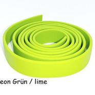 Biothane Neon Grün / Lime