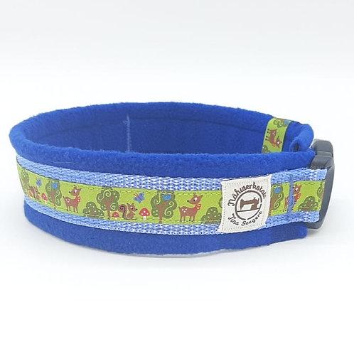 Hundehalsband flieder