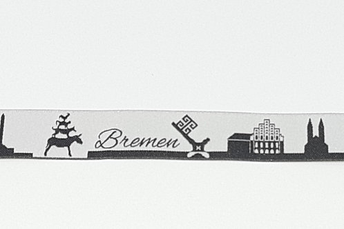Skyline-Zugstopphalsband Bremen