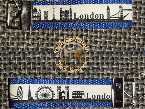 Skyline-Schlüsselanhänger London