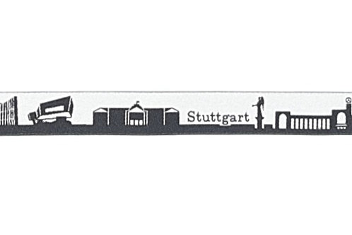 Skyline-Halsband Stuttgart