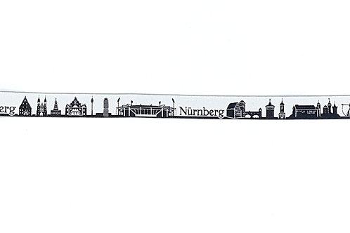 Skyline-Zugstopphalsband Nürnberg