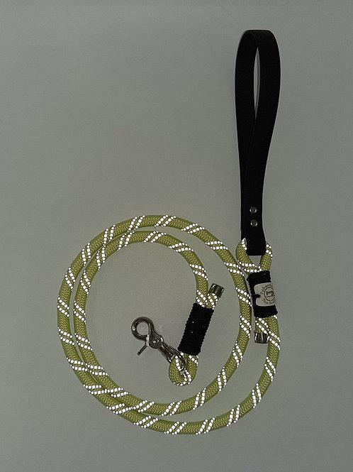 Biothane-PPM-Seil Leine reflektierend 1,5 Meter