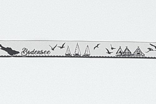 Skyline-Schlüsselanhänger Bodensee