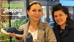 MAR10 MINUUTJES Met Martine Prenen op duurzame mode tour.