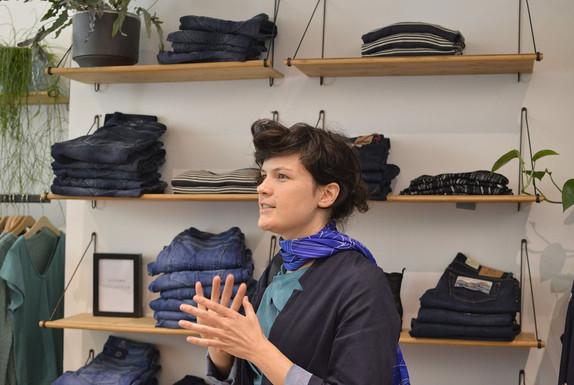 Stijl is de sleutel tot het oplossen van de kledingproblematiek