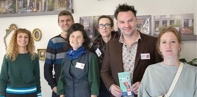 GVA Sint-Andries wordt duurzaamste wijk