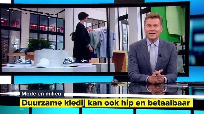 VRT JOURNAAL Duurzame mode kan ook hip en betaalbaar