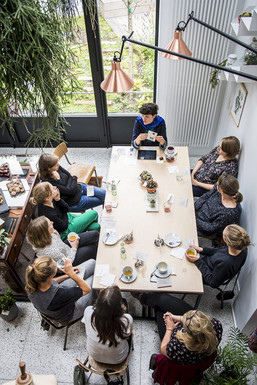 ELLE To do: maak een duurzame modewandeling door Antwerpen met B.Right