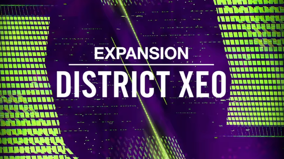 Native Instruments Komplete Expansion - District Xeo