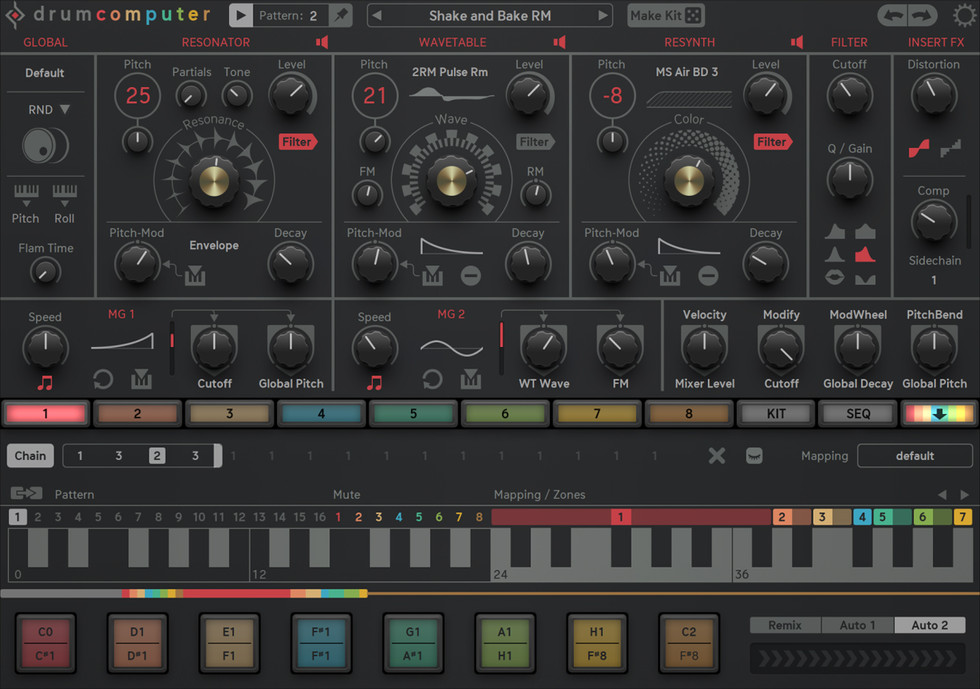 Sugar Bytes - DrumComputer