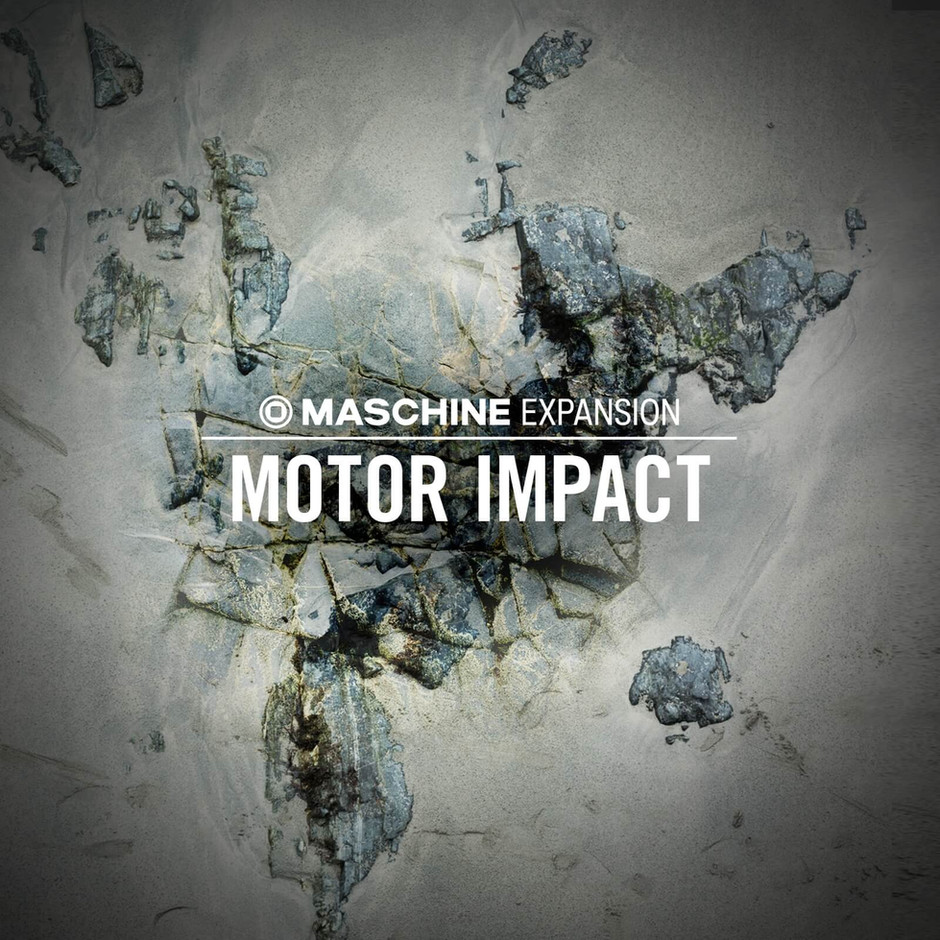 Native Instruments Maschine Expansion - Motor Impact