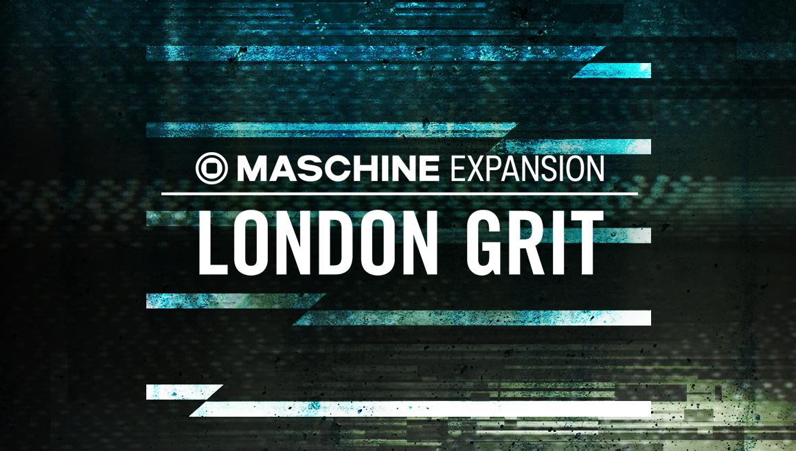 Native Instruments Maschine Expansion - London Grit