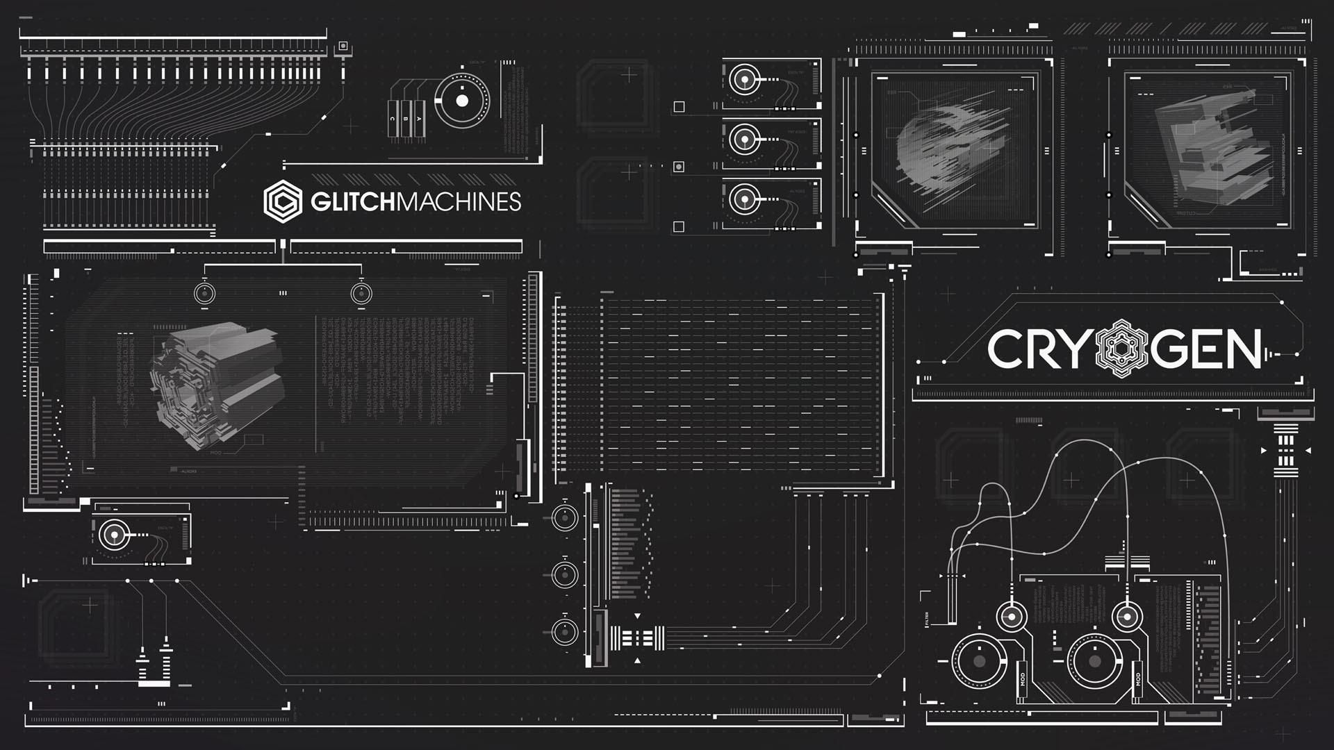 Glitchmachines - Cryogen