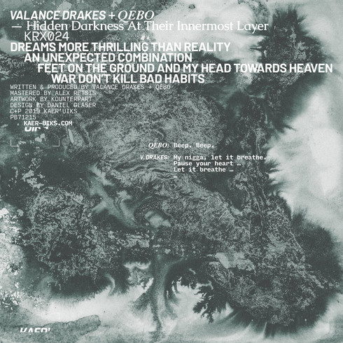 Valance Drakes & Qebo - Hidden Darkness At Their Innermost Layer