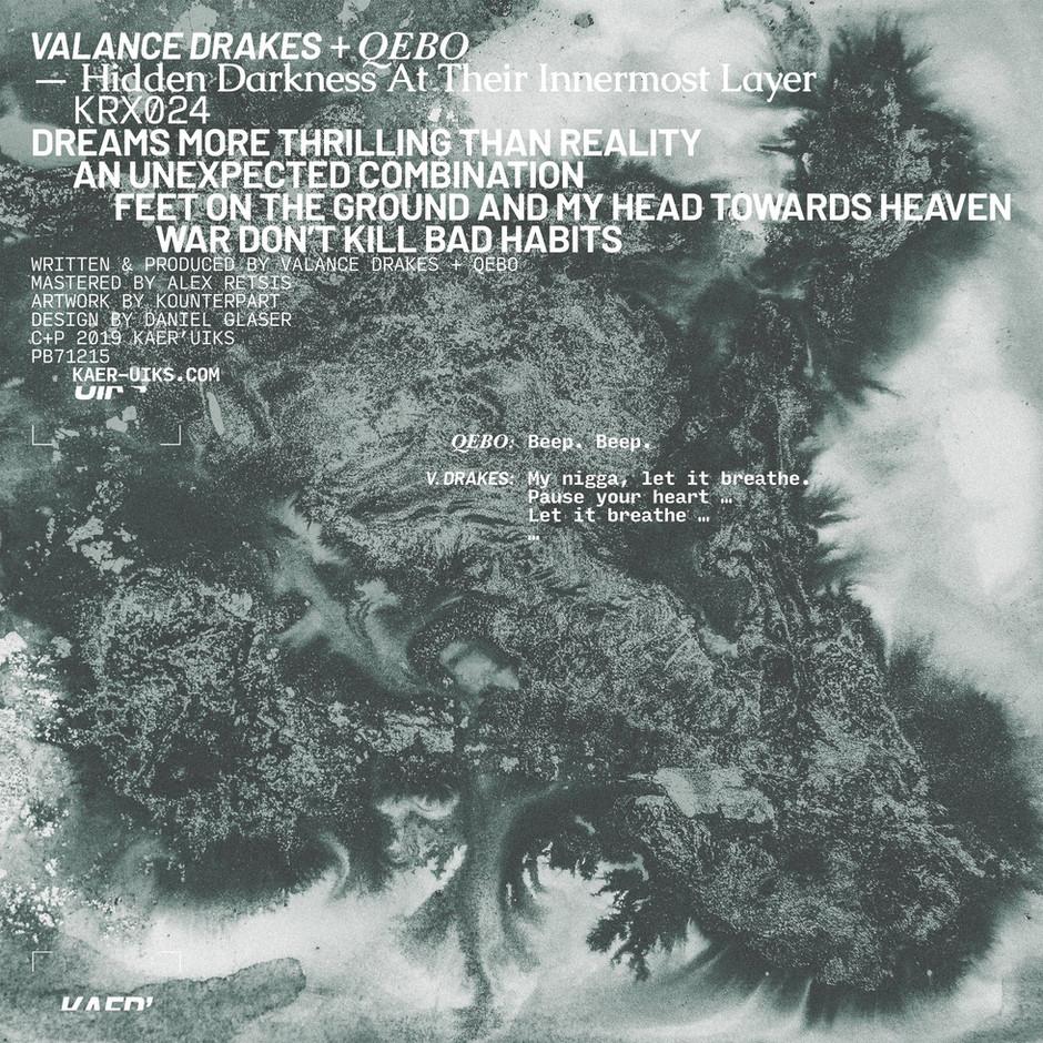 Valance Drakes & Qebo - Hidden Darkness At Their Innermost Layer