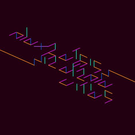Alex Retsis - Wireframe Cities